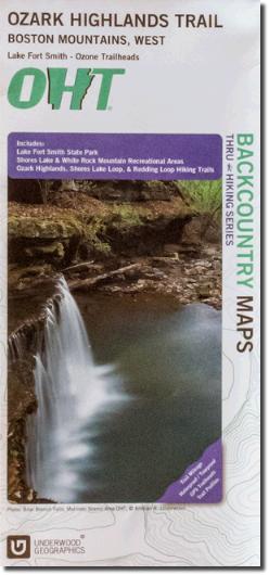 e4dcfe5215 Ozark Highlands Trail Guide